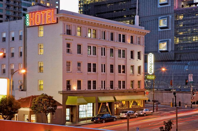 The Good Hotel, San Francisco