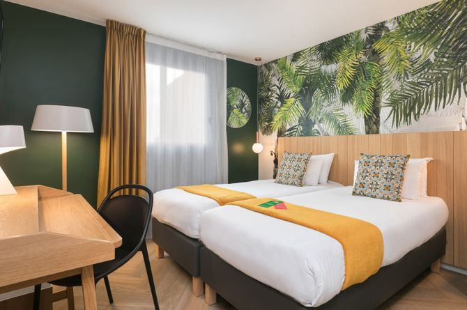 Best Western Hotel Innès by HappyCulture, Toulouse