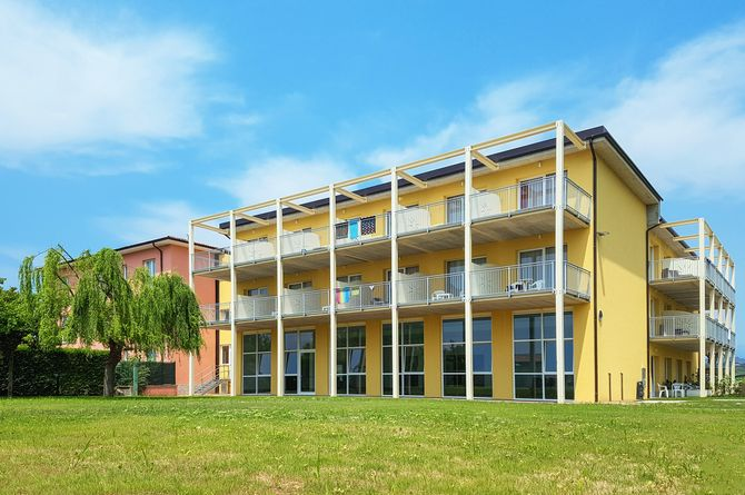 Hôtel Bella Lazise, Garda & environs