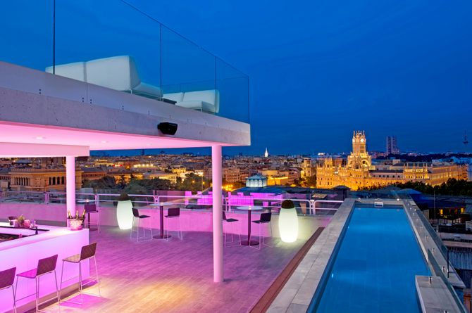 NH Madrid Suecia, Madrid & Umgebung