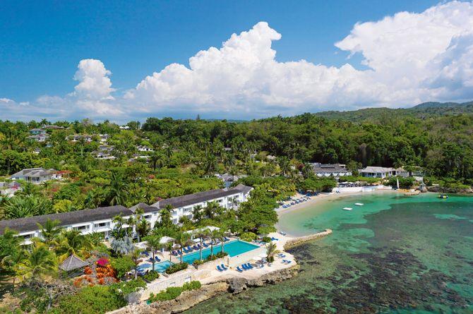 Round Hill Hotel & Villas, Jamaïque