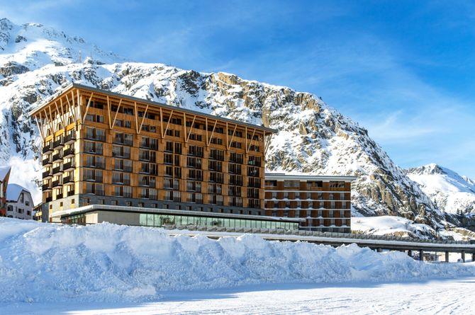 Radisson Blu Hotel Reussen, Andermatt, Andermatt