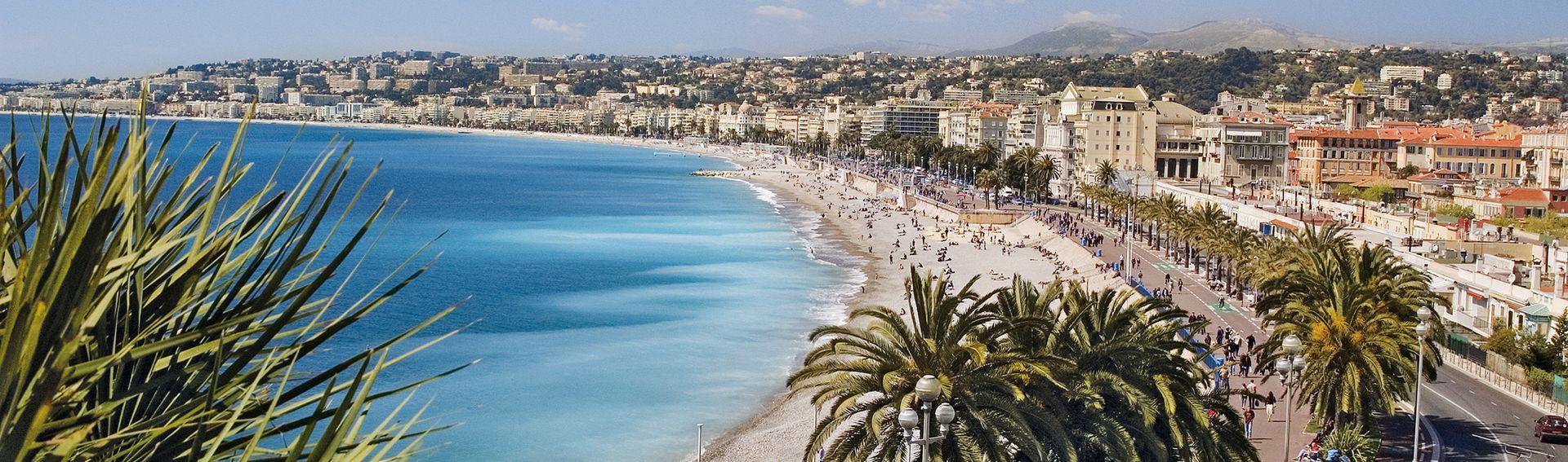 Côte d'Azur (Südfrankreich)