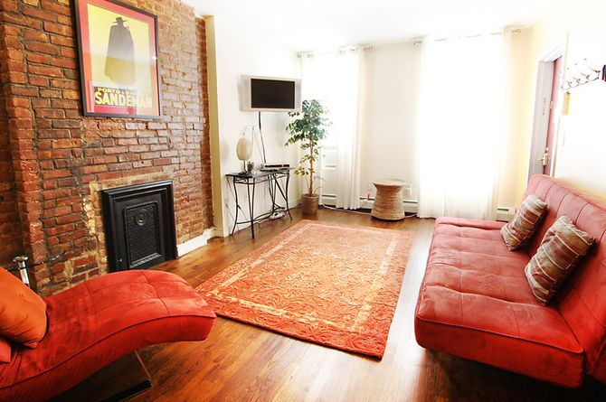 Appartement Lenox Ave / Garden, New York City