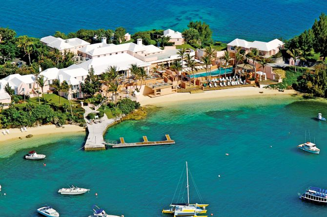 Cambridge Beaches Resort & Spa, Bermudes
