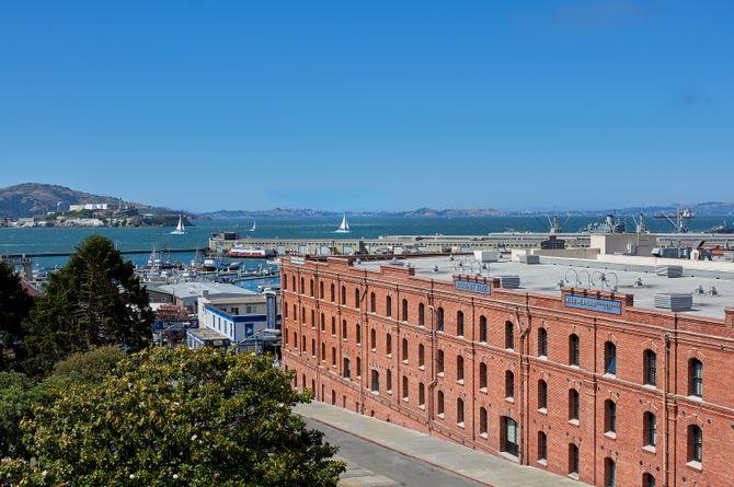 Hôtel Argonaut, San Francisco