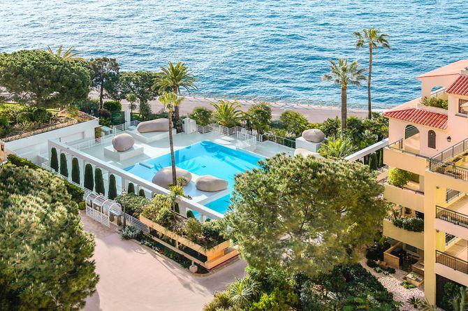 Hôtel Columbus Monte-Carlo, Nice & ses environs (Côte d'Azur - Midi de la France)
