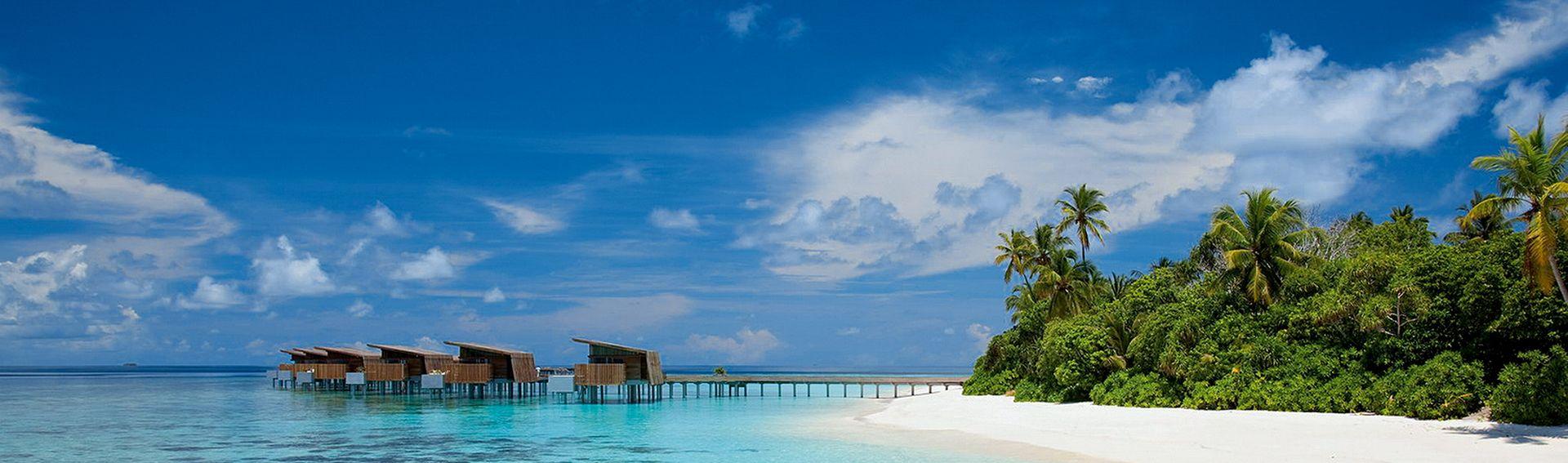 North Huvadhoo Atoll