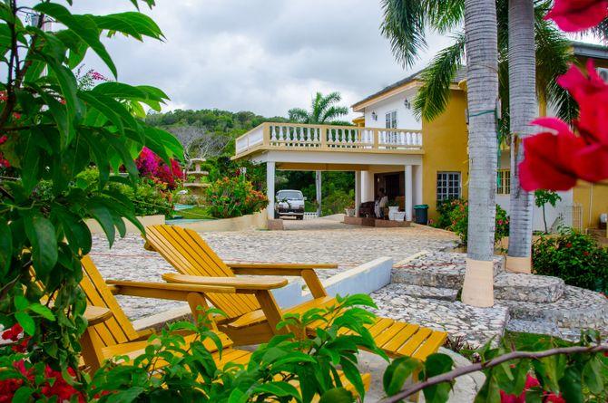 Emerald View Resort Villa, Jamaïque