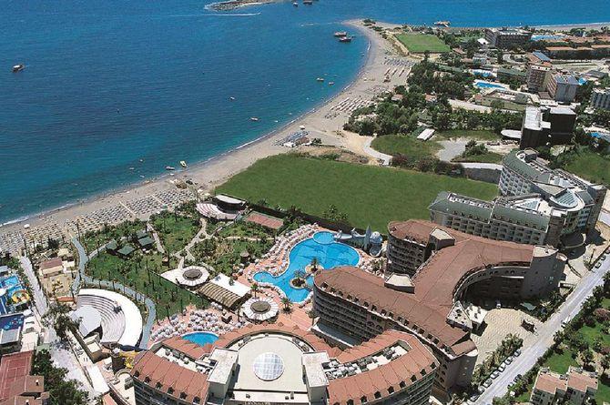 Kirman Leodikya Resort, Antalya & Umgebung