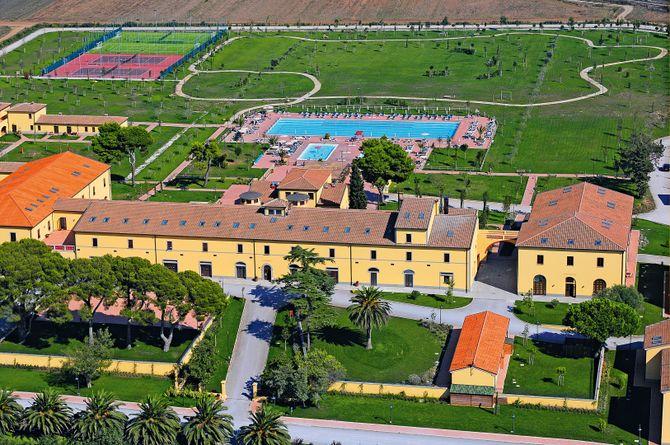 Poggio all'Agnello Resort, Toscane du Sud