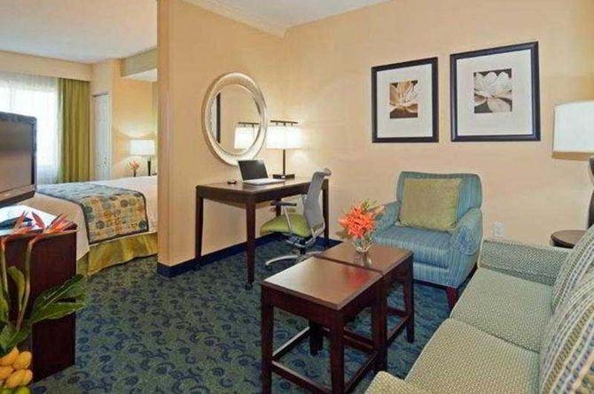 Springhill Suites By Marriott West Palm Beach, Palm Beach (FL)
