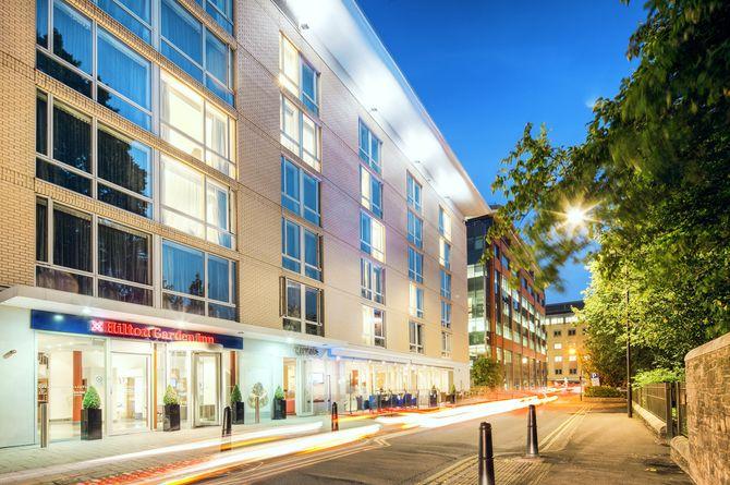 Hilton Garden Inn City Centre, Bristol