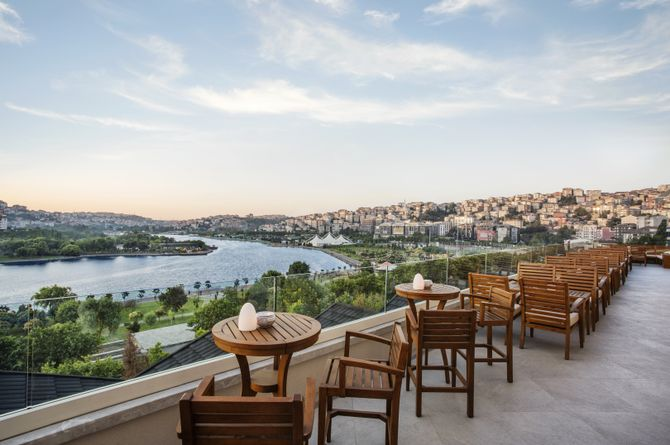 Hotel Lazzoni, Istanbul
