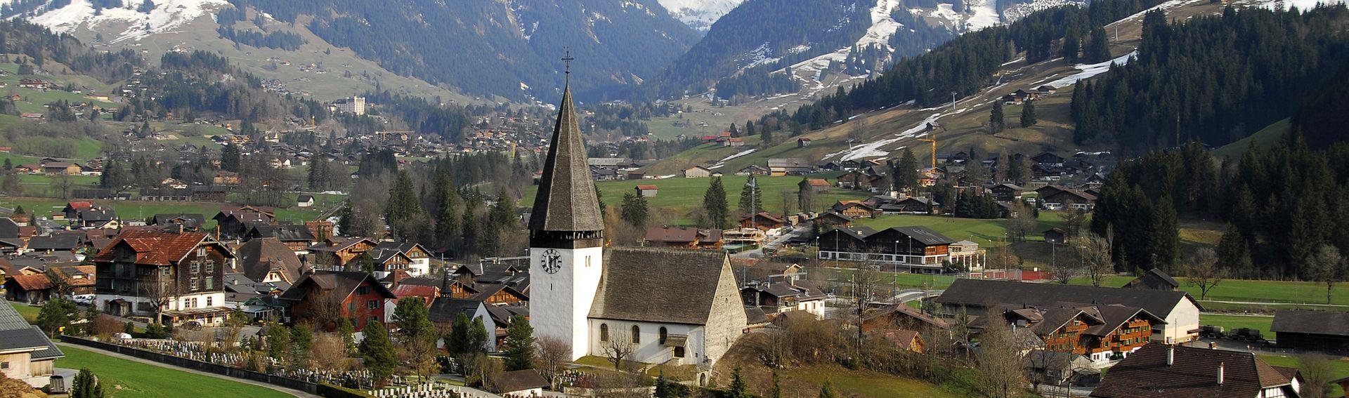 Gstaad-Saanen
