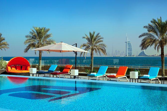 Aloft Palm Jumeirah, Dubaï