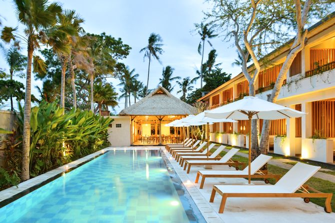 The Open House, Bali