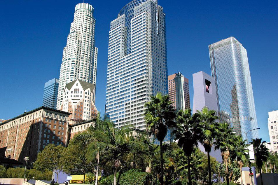 Pershing Square, Los Angeles