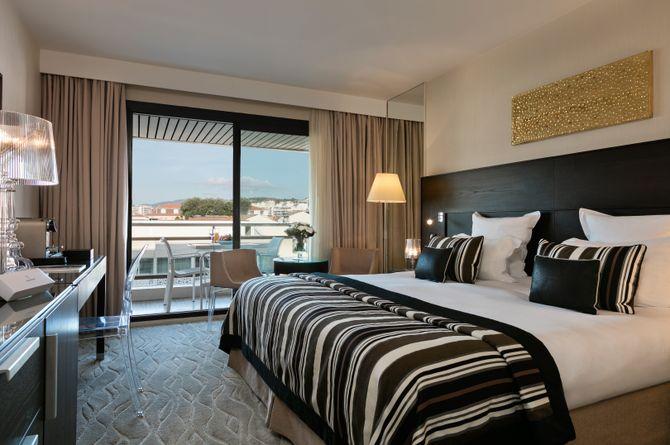 Hotel Barrière Le Gray d'Albion Cannes, Cannes & Umgebung (Côte d'Azur - Südfrankreich)