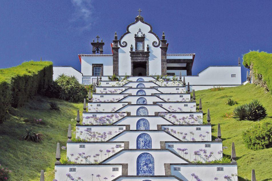 Ermida da Nossa Senhora da Paz, São Miguel
