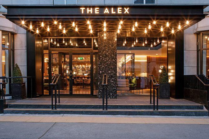 The Alex Hotel, Dublin