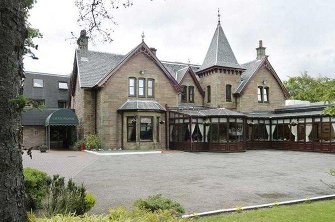 Craigmonie Hotel, Inverness et Highlands du Nord