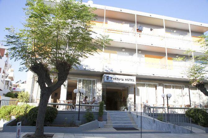 Theonia Hôtel, Cos