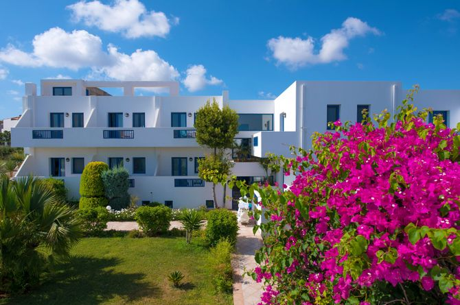 Hara Ilios Hôtel, Crète