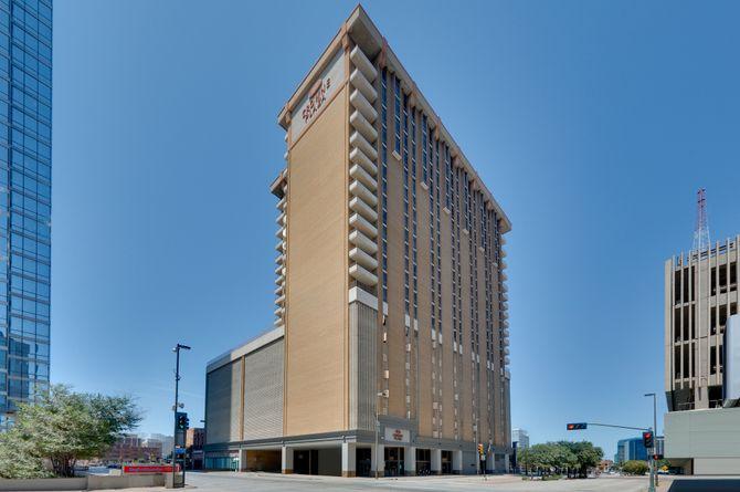 Crowne Plaza Hotel Dallas Downtown, Dallas und Umgebung