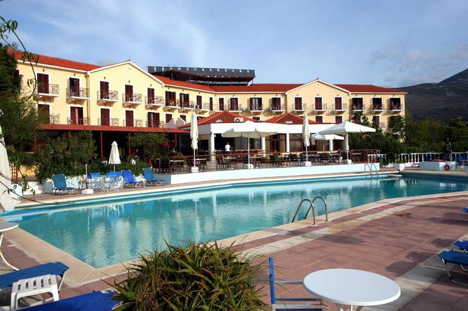 Karavados Beach Hotel, Kefalonia