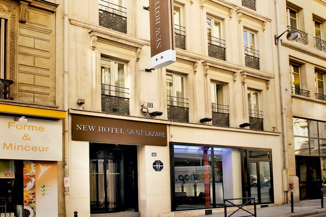 New Hotel Saint Lazare, Paris