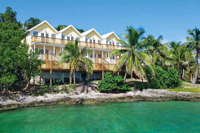 Bluff House Beach Resort & Marina, Îles Abaco