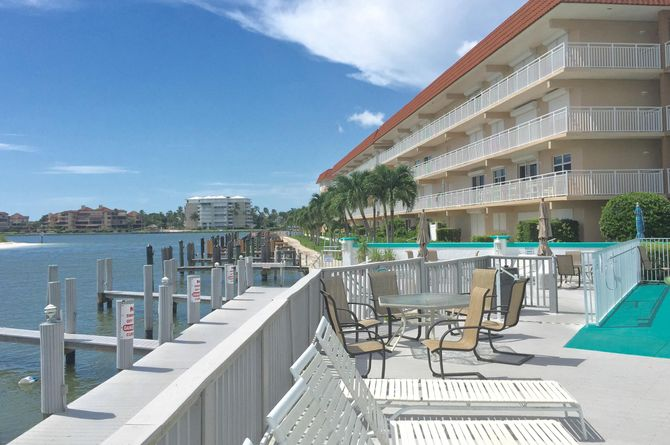 The Boat House Motel, Marco Island