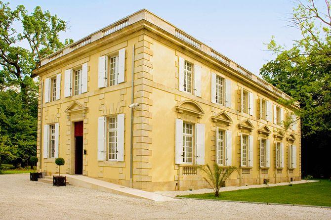 La Réserve au Pavillon du Chateau Raba, Bordeaux & Umgebung (Atlantikküste)