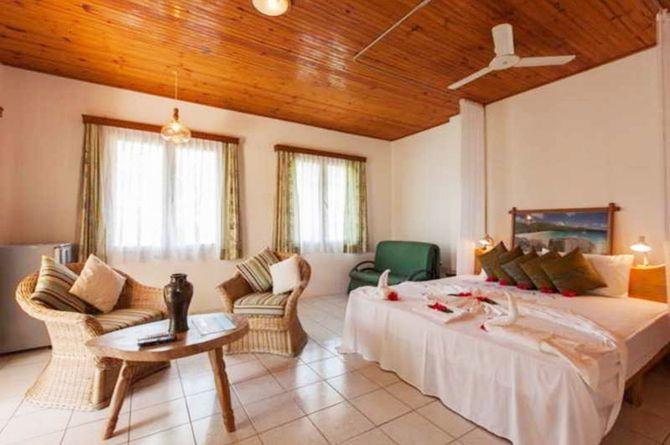 Le Relax St Joseph Guest House, Seychelles