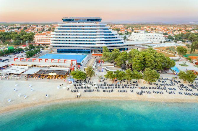 Hôtel Olympia Sky, Dalmatie du Nord et centrale