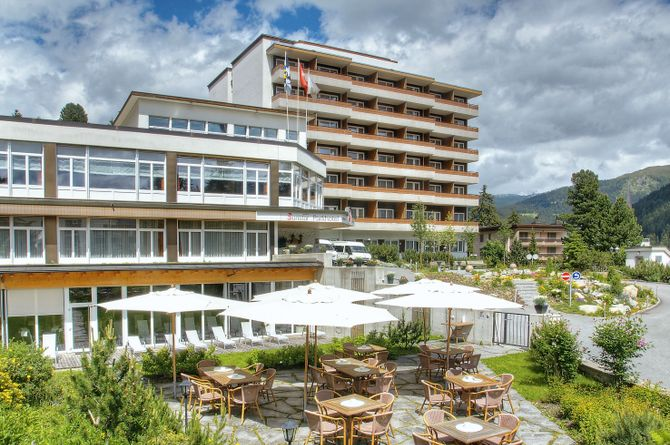 Sunstar Hotel Davos, Davos-Klosters