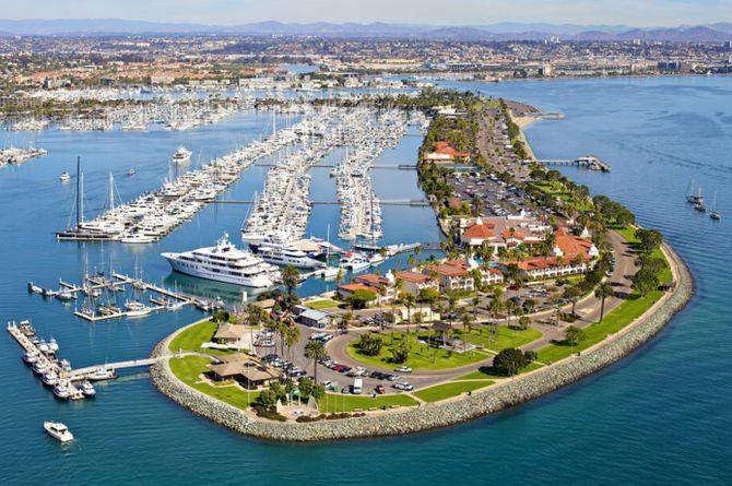 Kona Kai Resort and Spa, San Diego