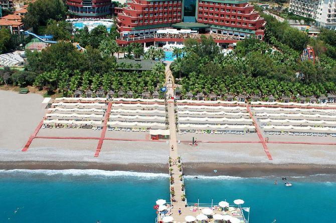 Delphin Deluxe Resort, Antalya & ses environs