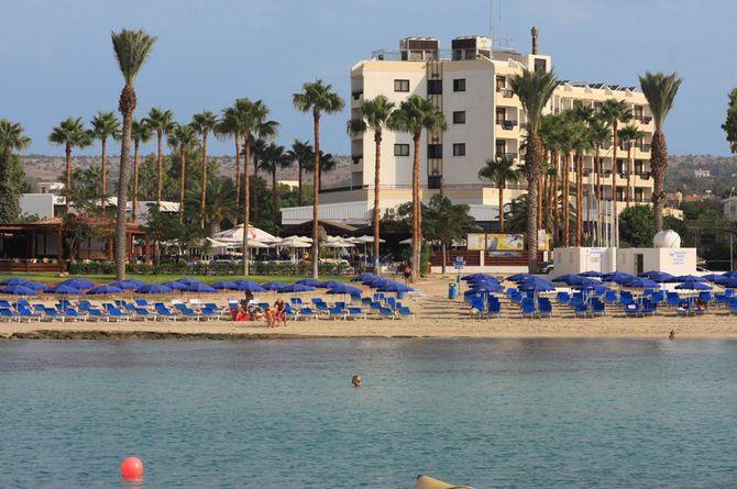 Pavlo Napa Beach, Chypre