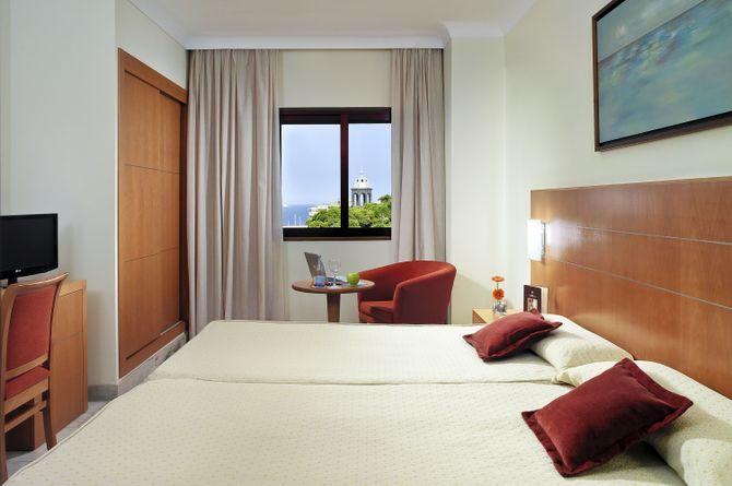 Hotel Principe Paz, Teneriffa