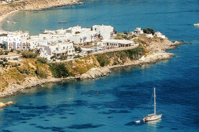 Petasos Beach Resort & Spa, Mykonos