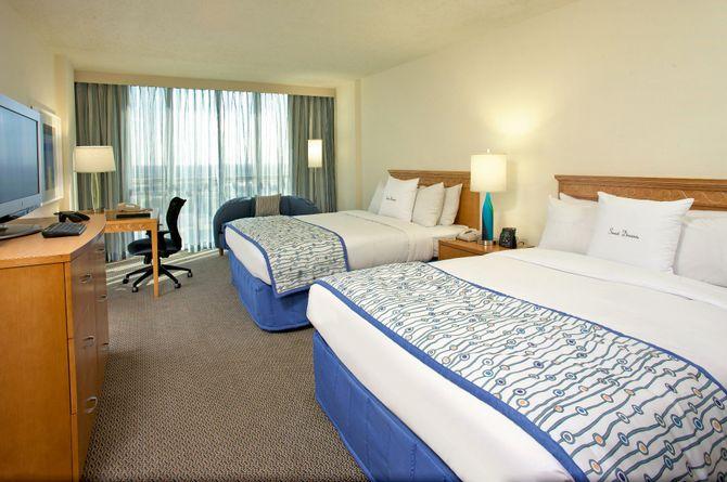 Doubletree Hotel at Universal Entrance, Orlando & ses environs