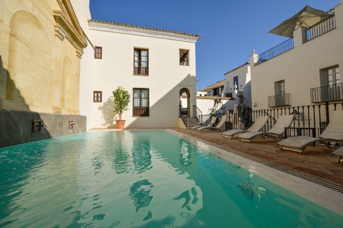 Las Casas de la Juderia Cordoba, Andalusien
