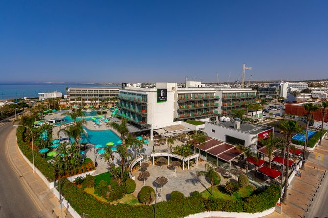 Hôtel Faros, Chypre