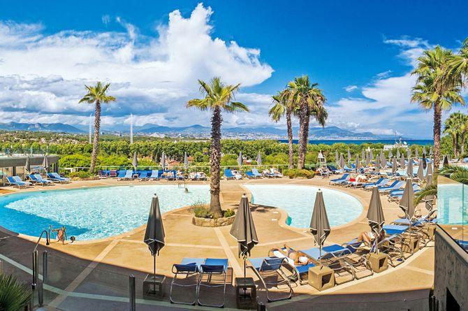 Hotel Baie des Anges Thalazur Antibes, Nizza & Umgebung (Côte d'Azur - Südfrankreich)