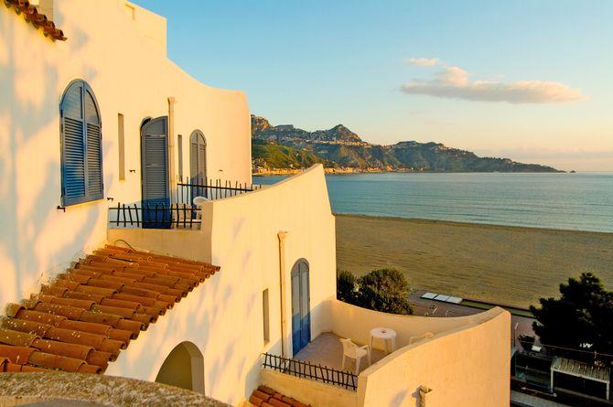 Hôtel Sporting Baia, Taormine & Giardini Naxos