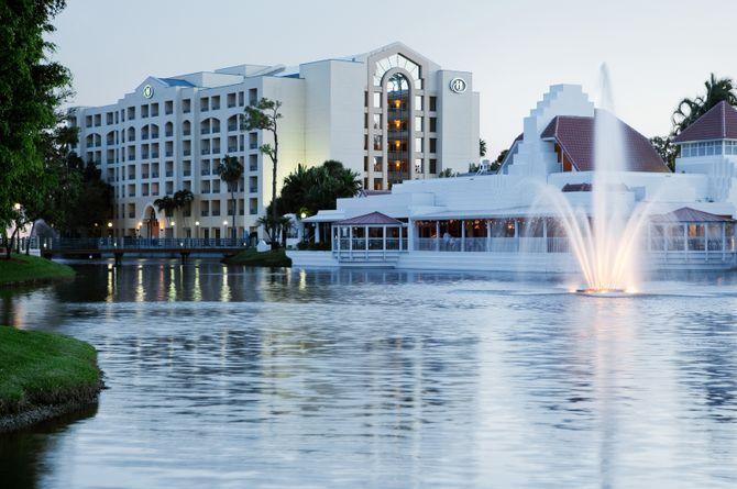 Hilton Suites Boca Raton, Palm Beach (FL)