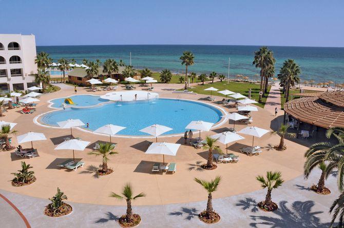 Khayam Garden Beach Resort & Spa, Nordtunesien