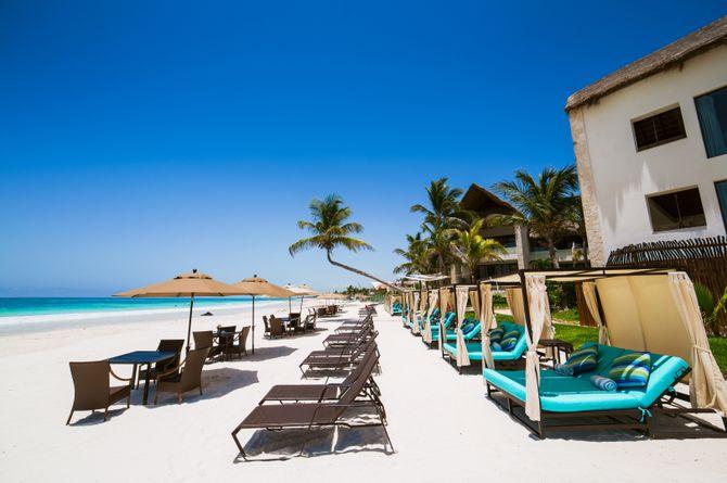 Coral Tulum, Cancún / Riviera Maya